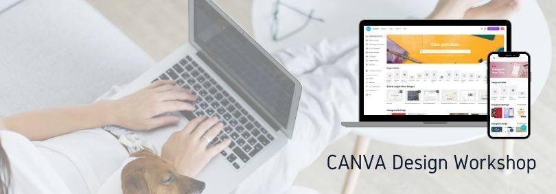 CANVA Design Workshop - So erstellst Du Dein Moodboard digital