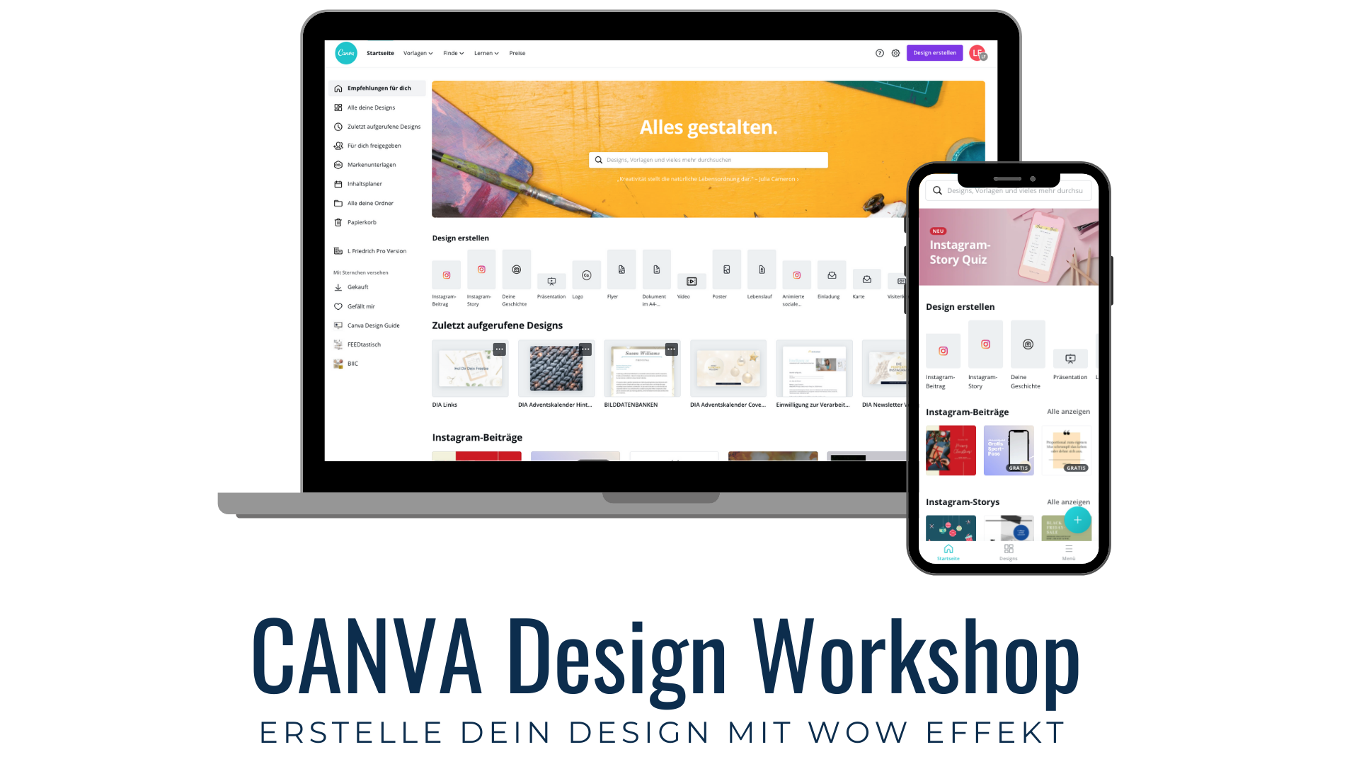 Canva Design Workshop