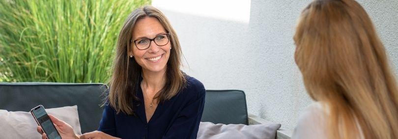 Luise Friedrich - Social Media Managerin und Spezialistin für Instagram Marketing