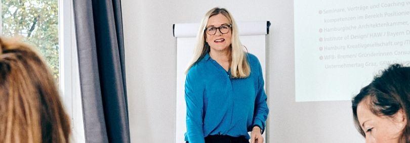 Susanne Diemann, Expertin für Akquise und Positionierung