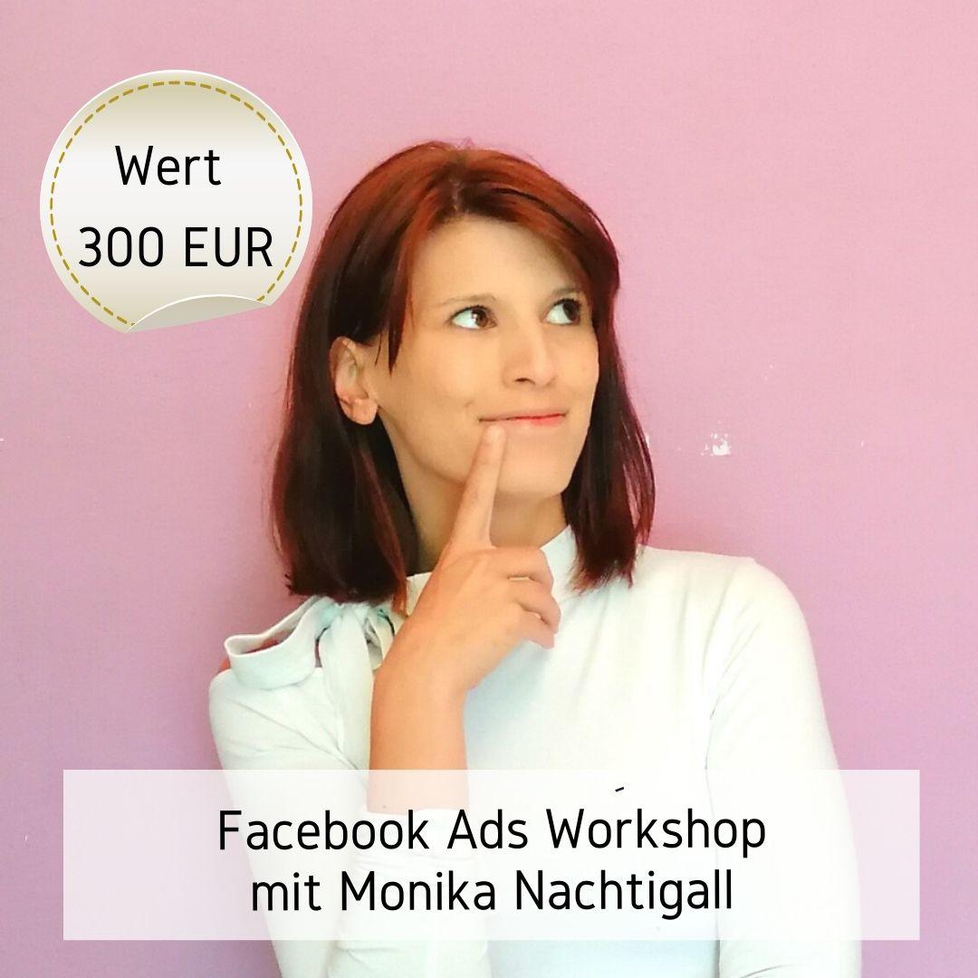 Bonus Facebook Ads Workshop